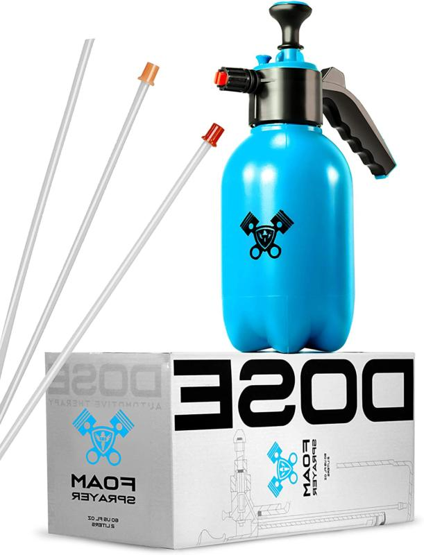 One-Handed Foaming Sprayer Lightweight & Compact 60